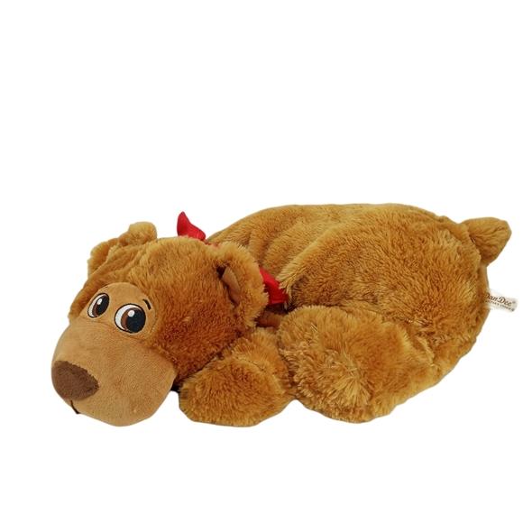 Dan Dee Vintage Floppy Bear Stuffed Animal